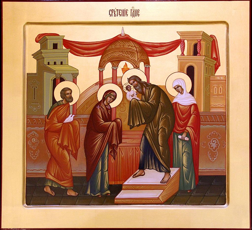 Праздник Сретения Господня, его особенности, смысл и значение, тропарь и икона дня